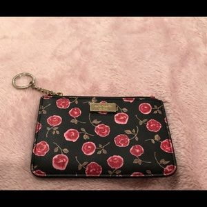 Kate Spade key ring pouch wallet